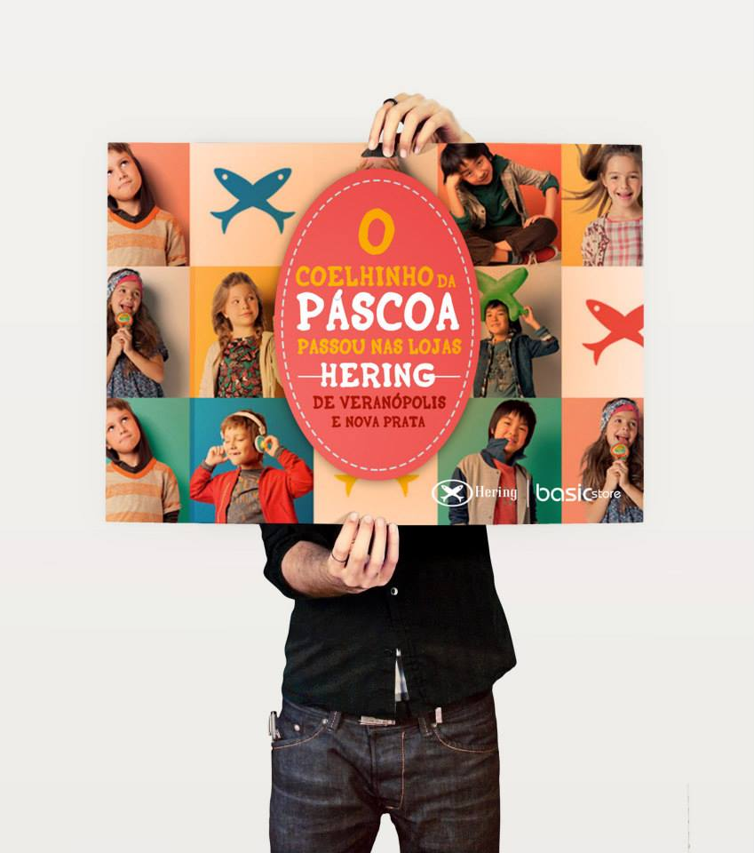 Páscoa Basic Store